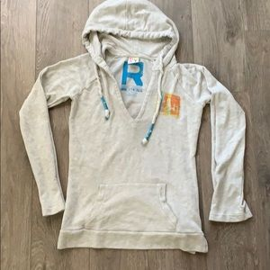 The Cutest Roxy hooded Pullover!